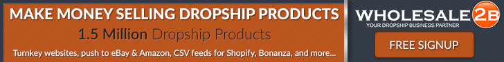 Make Money Selling Drophipping Products Wholesale